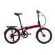 "tern Link C8 20"" DR dark red/red"